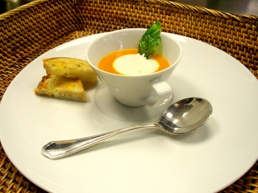 2 tomato soup