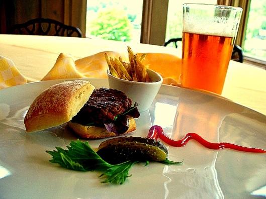 5 mini kobe burger