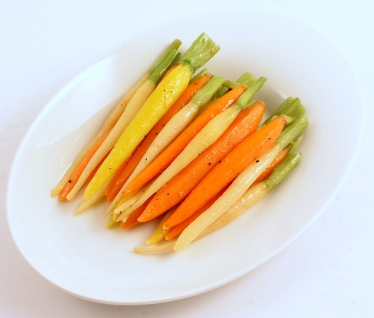 Kelly Mullarney Rainbow Carrots