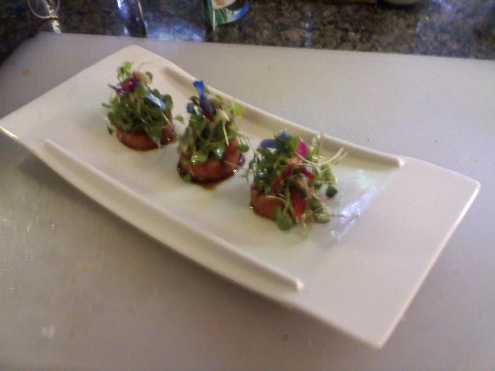 Watermelon With Fleur De Sel Recipes — Dishmaps