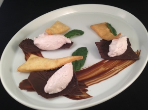 March - Deconstructed Cannoli (Blackberry, Marscapone, Dark Chocolate, Crust) (3)
