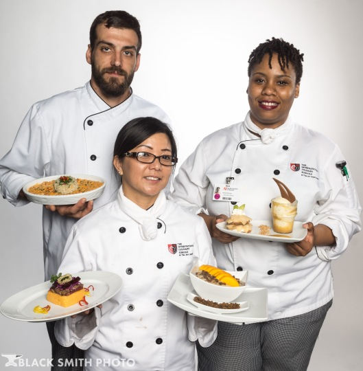 group shot chefs AI